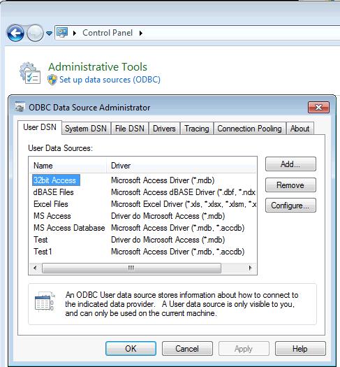 microsoft access driver (*.mdb *.accdb) for windows 7 64 bit download